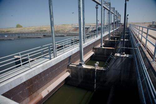 Sacramento Delta Water Controls